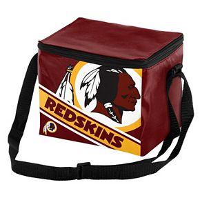 Forever Collectibles Washington Redskins Lunch Bag Insulated Cooler