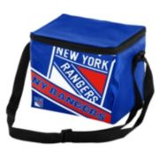 Forever Collectibles New York Rangers Lunch Bag Insulated Cooler