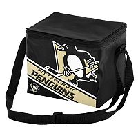 Forever Collectibles Pittsburgh Penguins Lunch Bag Insulated Cooler