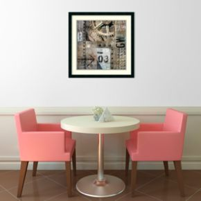 Amanti Art Industrial I Framed Wall Art