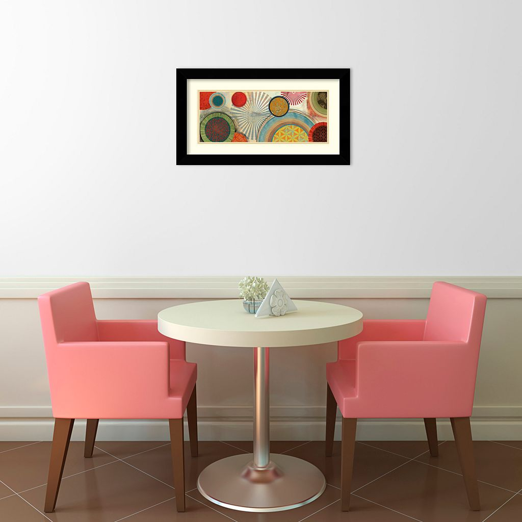 Amanti Art Commotion II Framed Wall Art