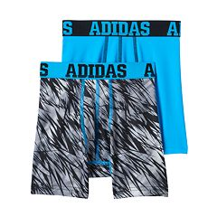 Boys adidas 2-pack Climalite Performance Boxer Briefs