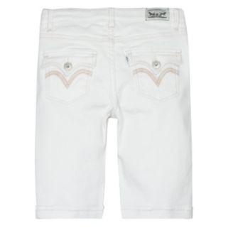 Girls 7-16 Levi's Sweetie Denim Bermuda Shorts