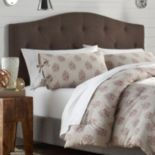 SONOMA Goods for Life? Tufted Camelback Headboard