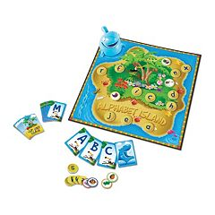 Learning Resources Alphabet Island Game