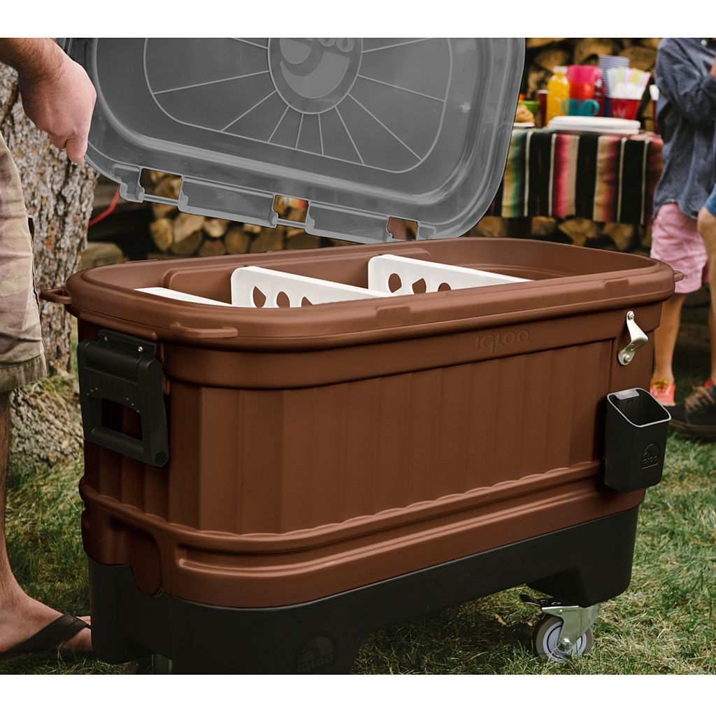 Igloo 125-Quart Party Bar Cooler