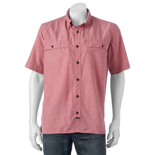 Men's American Outdoors Castmaster Button-Down Fishing Shirt