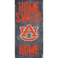 Auburn Tigers Sweet Home Wall Art
