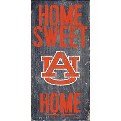 Auburn Tigers Sweet Home Wall Art