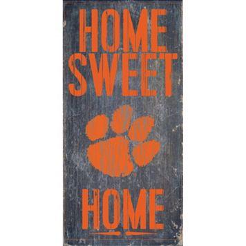 Clemson Tigers Sweet Home Wall Art