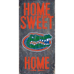 Florida Gators Sweet Home Wall Art