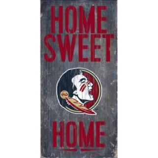 Florida State Seminoles Sweet Home Wall Art