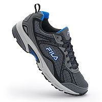 Deals on 2 FILA SPORT Windshift 15 Mens Running Shoes