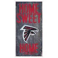 Atlanta Falcons Home Sweet Home Sign