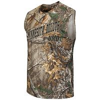 Men's Campus Heritage Minnesota - Duluth Bulldogs Realtree Muscle Tee