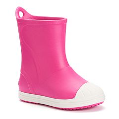 Crocs Bump It Kids' Waterproof Rain Boots by