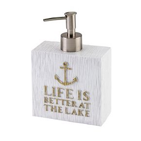 Avanti Lake Words Lotion Pump