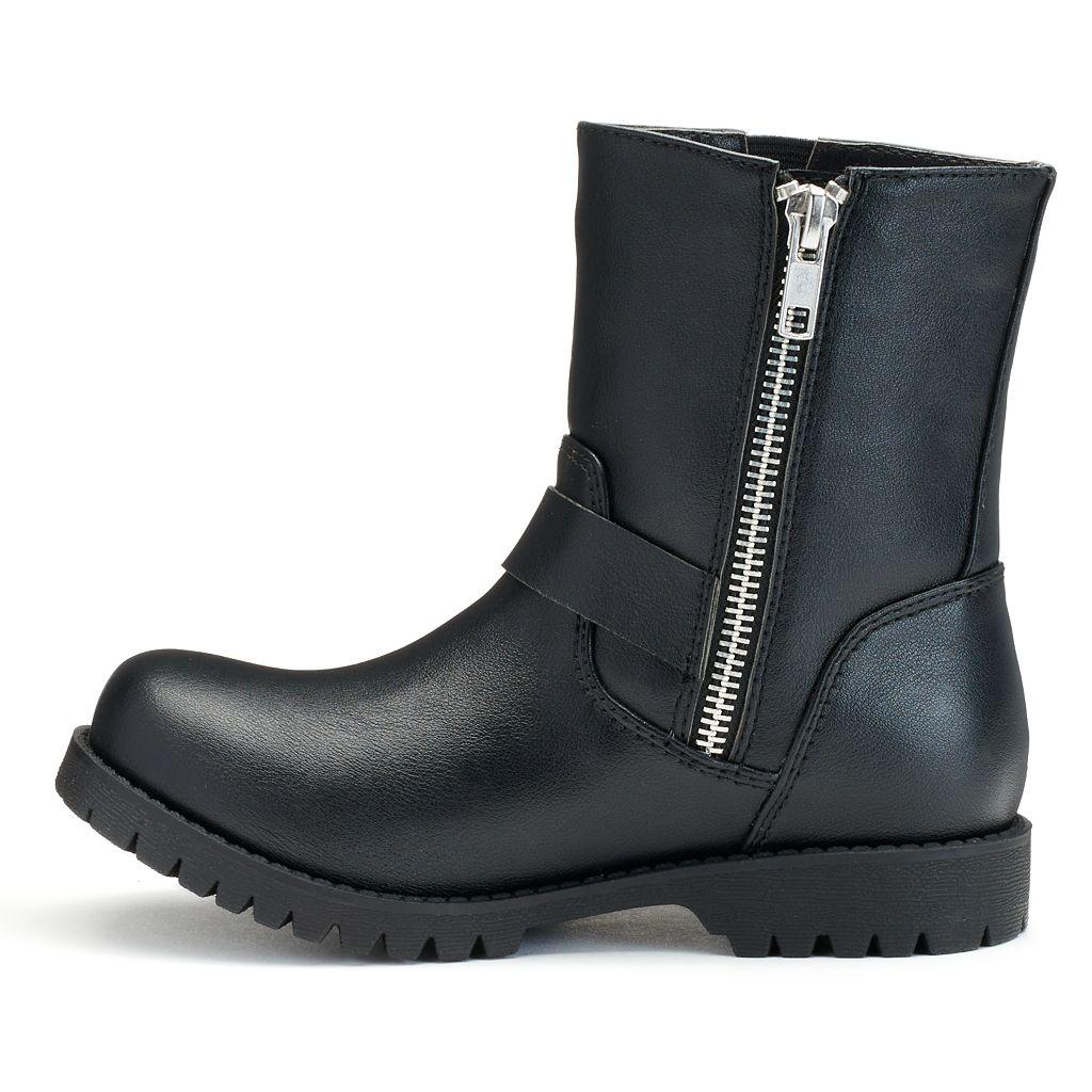Disney D-Signed Descendants Girls' Studded Boots