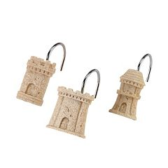 Avanti Sea & Sand 12-pack Shower Hooks
