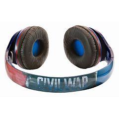 Marvel Captain America: Civil War Over-the-Ear Headphones by iHome