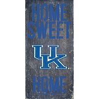 Kentucky Wildcats Sweet Home Wall Art