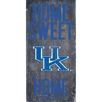 Kentucky Wildcats Sweet Home Wall Art