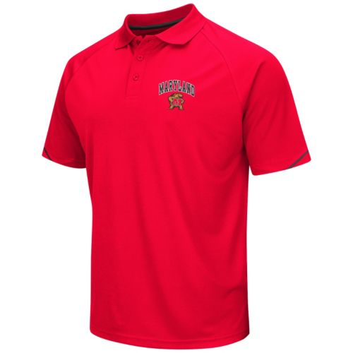 Men's Campus Heritage Maryland Terrapins Pitch Polo