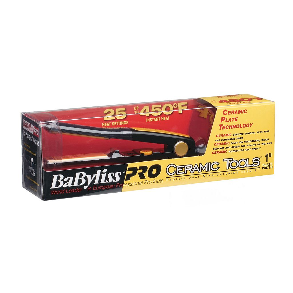 BaByliss Pro Ceramic Tools 1