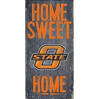 Oklahoma State Cowboys Sweet Home Wall Art