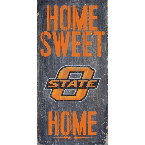 Oklahoma State Cowboys Sweet Home Wall Art