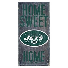 New York Jets Home Sweet Home Sign