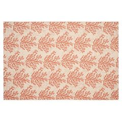 Safavieh Courtyard Willow Branch Indoor Outdoor Rug