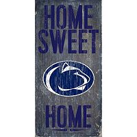 Penn State Nittany Lions Sweet Home Wall Art