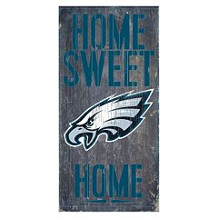 Philadelphia Eagles Home Sweet Home Sign