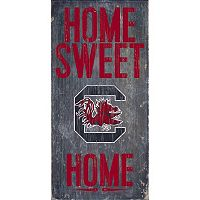 South Carolina Gamecocks Sweet Home Wall Art