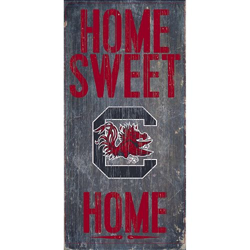 South Carolina Gamecocks Sweet Home Wall Art