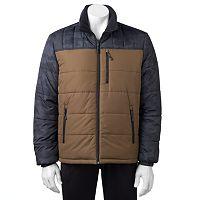 Men's ZeroXposur Flex Colorblock ThermoCloud Puffer Jacket