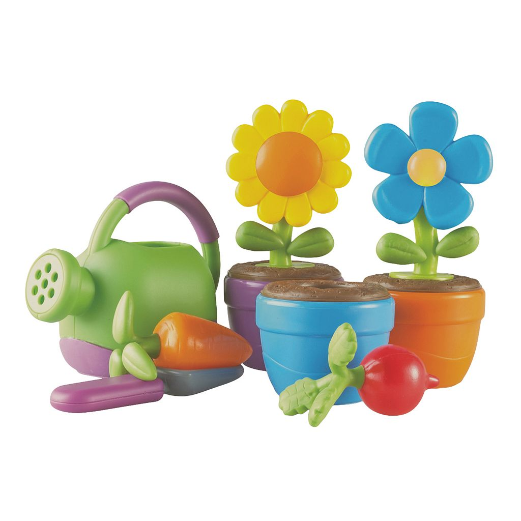 Learning Resources New Sprouts Grow It! My Very Own Garden Set