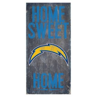 San DiegoChargers Home Sweet Home Sign