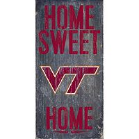 Virginia Tech Hokies Sweet Home Wall Art