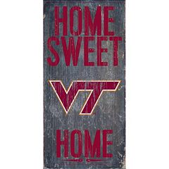 Virginia Tech Hokies Sweet Home Wall Art