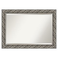 Amanti Art Luxor Framed Wall Mirror