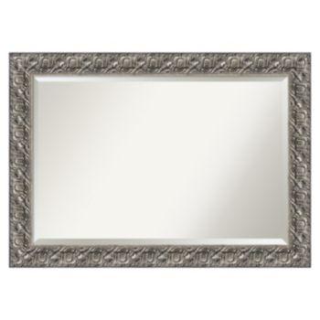 Amanti Art Luxor Framed Wall Mirror