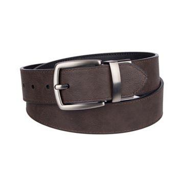Men's Columbia Reversible Cut-Edge Belt