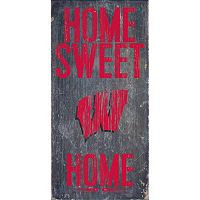 Wisconsin Badgers Sweet Home Wall Art