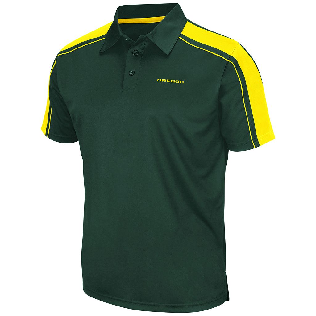 Men's Campus Heritage Oregon Ducks Condor II Polo