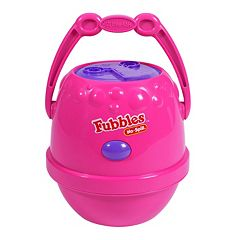 Little Kids Fubbles No-Spill Bubble Machine