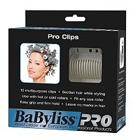 BaByliss Pro 10 pc Multipurpose Hair Clips