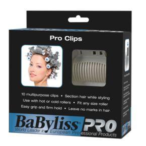 BaByliss Pro 10-pc. Multipurpose Hair Clips