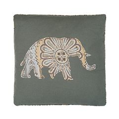 Levtex Casablanca Elephant Throw Pillow